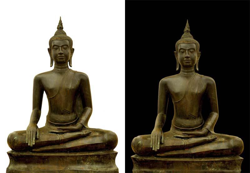 Buddha Bild zum Ausdrucken