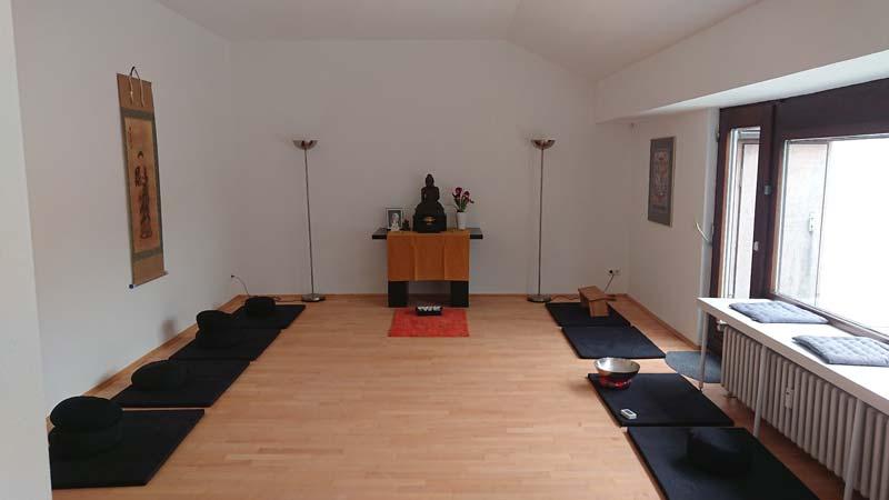 Meditationsraum Düsseldorf