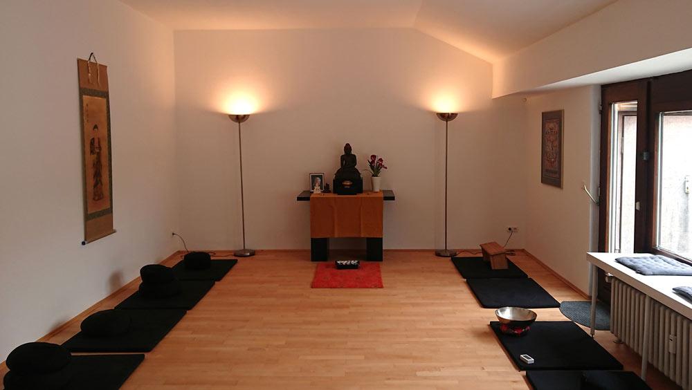 Meditationsgruppe Buddha e.V.